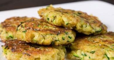 Pripremite najukusnije pljeskavice od tikvica i feta sira!